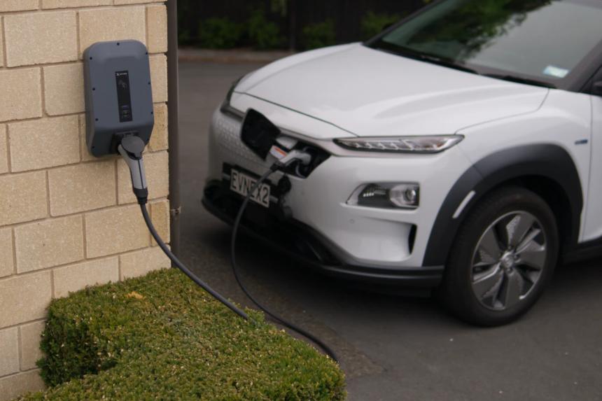borne de recharge électrique à domicile