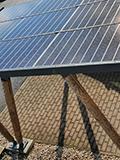 panneaux photovoltaïques carport
