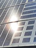 panneaux solaires carport