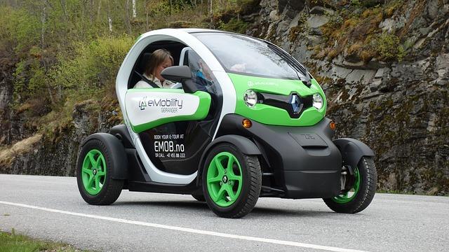 voiture électrique renault